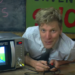 電子レンジをゲーム機に改造
