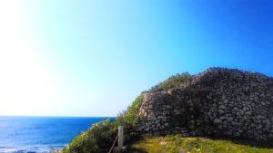 空と海とグスク